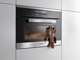 Appliance cooling system with cool front