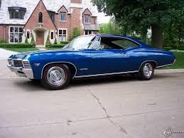 1967 chevrolet impala | Chevrolet Impala 1967 wallpaper and funny ...