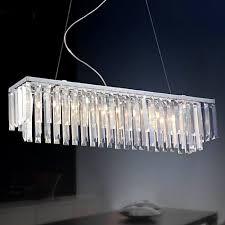 harrison lane modern 8 light crystal chandelier allmodern