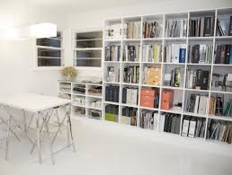 office book shelves. Books, Binders And Office Supplies Are All Within Site, But Cube Inside Book Shelves E