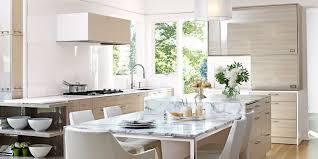 Bright Kitchen Airy And Bright Kitchen Contemporary Kitchen Design