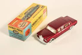 Details About Corgi Toys 247 Mercedes Benz 600 Pullman Mint In Box Ab2203