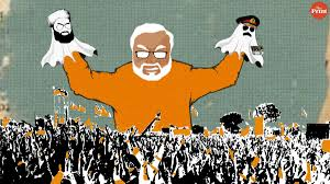 Diwaro Pe Design Modi Shah Have Turned India Into Jingostan Are Out To