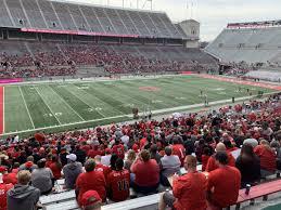 Osu Stadium Seating Chart Rows Ohio Stadium Section 15a Rateyourseats Com