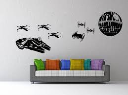 image of star wars wall art black on star wars wall art stickers with star wars wall art bedroom andrews living arts fantastic room