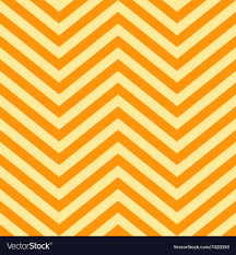 Shape Patterns Gorgeous Background Of Yellow And Orange V Shape Patterns Vector Image