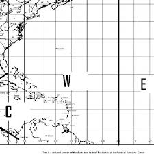 Hurricane Tracking Chart A Atlantic Basin Hurricane Tracking Chart National