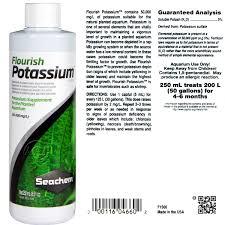 Seachem Planted Aquarium Dosing Chart Seachem Products By Aap Aquarium Pond Treatments Conditioner