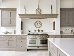 painted kitchensTom Howley Hand Painted Kitchens Esher Showroom  La Maison