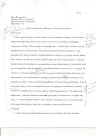 introduction for an essay about technology visual argument essay
