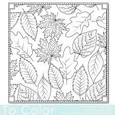 coloring autumn leaves autumn leaves coloring pages themed coloring pages autumn leaves coloring page for coloring autumn leaves