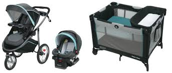 graco modes jogger connect travel
