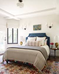 This Spanish bungalow in Los Angeles is designed by the talented Emily  Henderson for writer/ director Shana Feste.