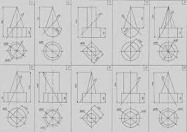 Методические указания к выполнению контрольно графической работы №  Решение задачи осуществляется в соответствии с разделом 7 настоящего пособия