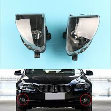 Bmw 535i Lights Details About Pair Front Clear Lens Fog Light Lamp For Bmw 5 Series F10 11 18 528i 535i Xdrive