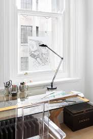 small space office solutions. Small Space Office Furniture Can Be Clever And Stylish, Like This Glass-topped Desk From Habitat. Ideas For Storage Solutions B
