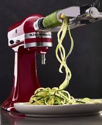 kitchenaid spiralizer attachment. spiralizer attachment kitchenaid p