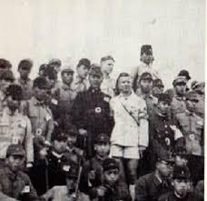 「ヒトラーユーゲント 来日」の画像検索結果