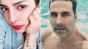several stars in bollywood have tattoos that tell a story