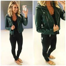 blanknyc meant to be moto jacket with removable hood bp lace trim cami citizens of humanity jeans sam edelman rivera genuine calf hair flat