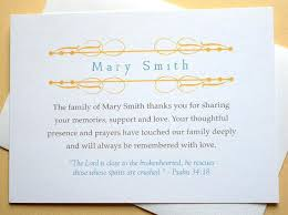 Personalized Sympathy Thank You Cards Free Sympathy Thank You Cards Templates Ideas Card Funeral Template