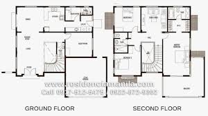 philippines home designs floor plans awesome house floor plan philippines bungalow house design plans