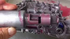CVT Transmission Valve Body Continuously Variable Transaxle ...