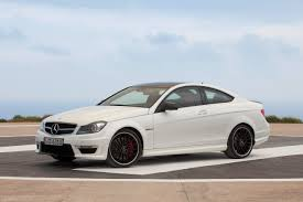 Mercedes-Benz-Blog: The new Mercedes-Benz C 63 AMG Coupé: Complete ...