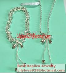 aaa imitation whole fashion replica tiffany co jewelry sets for women 237