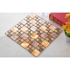 Small Picture crystal glass mosaic tile plated glass art design wall tile hall
