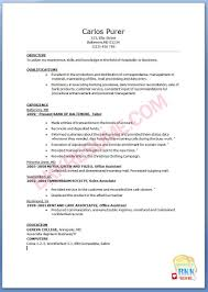 Experience Bank Teller Resume No Experience