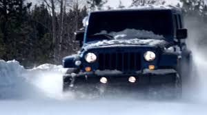 Jeep Wrangler Polar Edition - YouTube