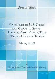 Catalogue Of U S Coast And Geodetic Survey Charts Coast