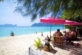 Phi Phi saar, tai