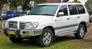 2006 Toyota land cruiser gas mileage