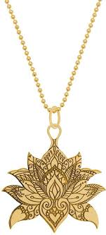 lotus flower necklace the world