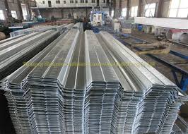 rot proof hot dipped galvanised steel floor decking corrugated roofing sheet