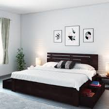Unique Design Of Bed Modern On Unique And Double With Storage Price Size  Buy Beds Online