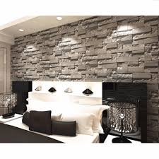 3D Wallpaper Bedroom Mural Modern Stone ...