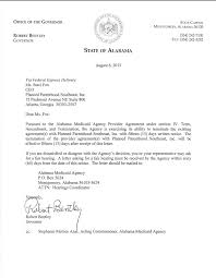 bentley terminates alabama s medicaid contract planned pp bentley letter
