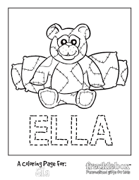 Customized Coloring Pages Printable At Free Custom Coloring Pages