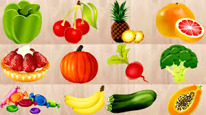fruit names for kids. Contemporary Kids Kids Learning Fruits And Vegetables Names For  English Food Puzzle  YouTube Throughout Fruit For S