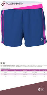 Soffe Athletic Mesh Short Girls Kids Sports Brand New With