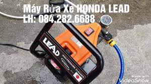 Máy Rửa Xe - HONDA LEAD