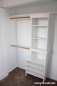 diy closet shelving. Exellent Closet In Diy Closet Shelving
