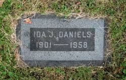 Ida Johanna Olin Daniels (1901-1958) - Find A Grave Memorial