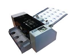 Galaxy Sra3 Professional Automatic Business Card Cutter