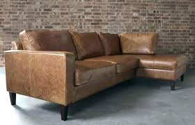 light colored leather couch distressed sectional brown chaise sofa corner u shaped leat light colored leather couch