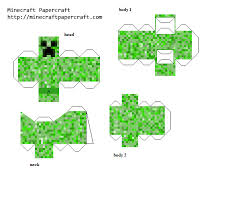 Minecraft Mutant Creeper Coloring Page Free Printable Coloring