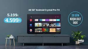 Beko Android TV'ler Cebinizi Evinize Taşıyor! - YouTube